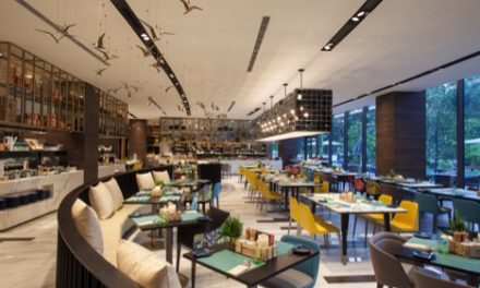 OXLEY HOLDINGS LAUNCHES DINE AT STEVENS