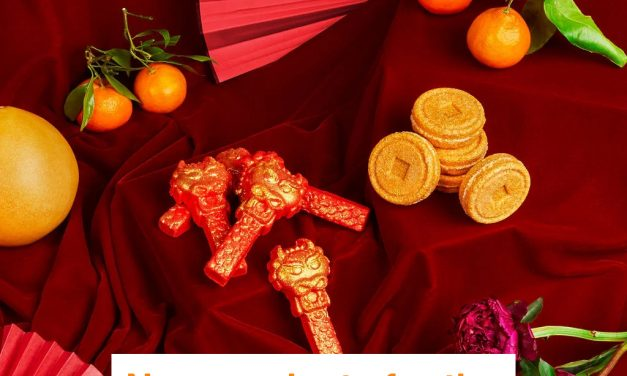 LUSH – New for Lunar New Year!