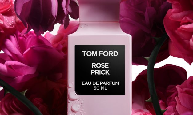 Gift Love This Lunar New Year & Valentine's Day 2021 With The TOM FORD BEAUTY Limited Edition Rose Prick Collection