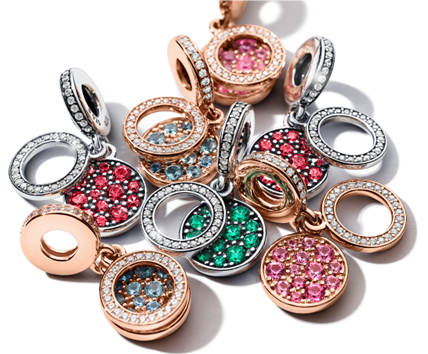 Find Your Sparkle in Every Hue with Pandora Colours Collection